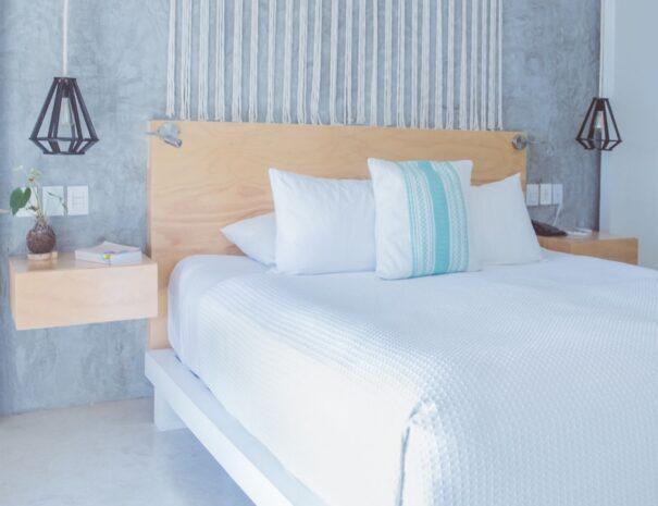 #3 Bed design detail